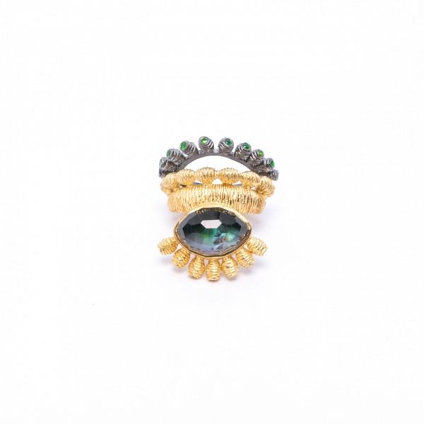 Δαχτυλίδι με Hawk Eye