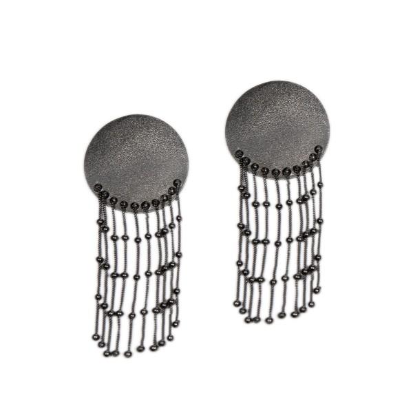 Σκουλαρίκια Αλυσίδες
