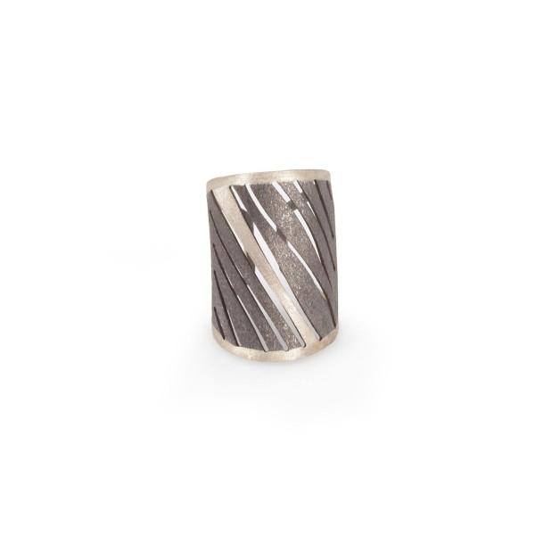Δαχτυλίδι Stripes
