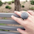 Ασημένιο Δαχτυλίδι ΚΟΣΜΗΜΑΤΑ