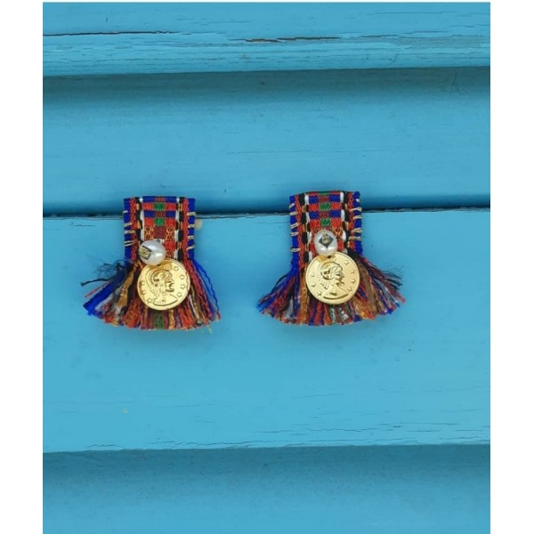 Xanthi μικρά σκουλαρίκια